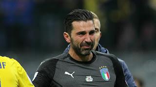 Italia gagal lolos piala dunia 2018