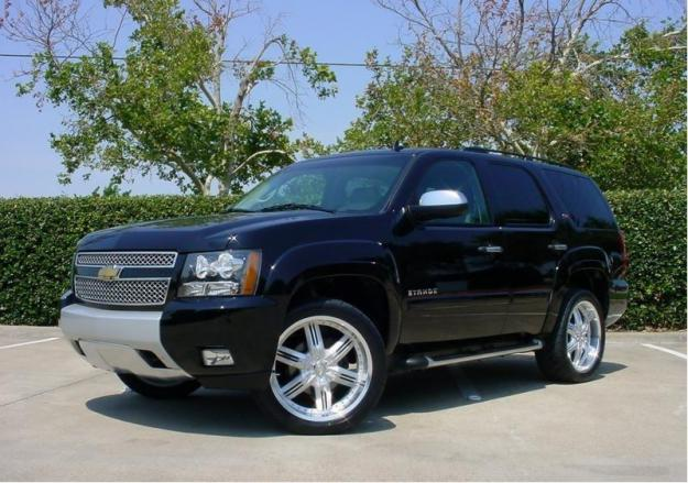 Chevy Tahoe Z71