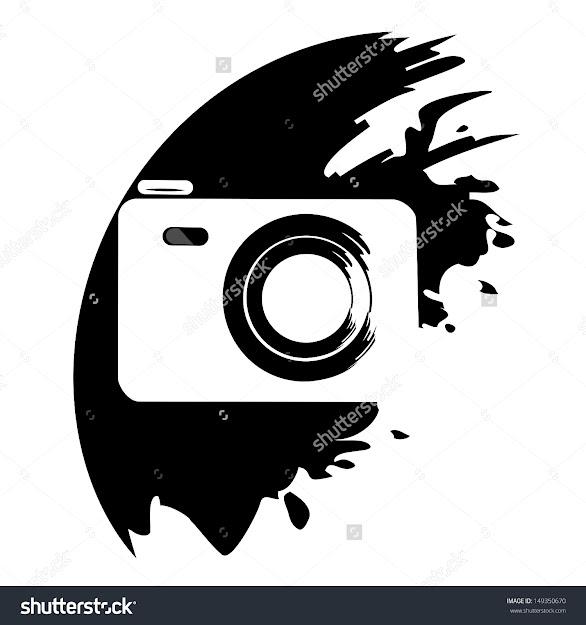 Photo Camera  Vector Icon Isolated