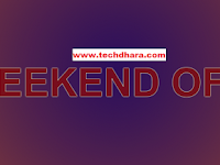 Robi weekend (Friday and Saturday) offer