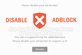 Disable AdBlock Anti Adblock