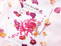 Missha Pure Source plátenková maska