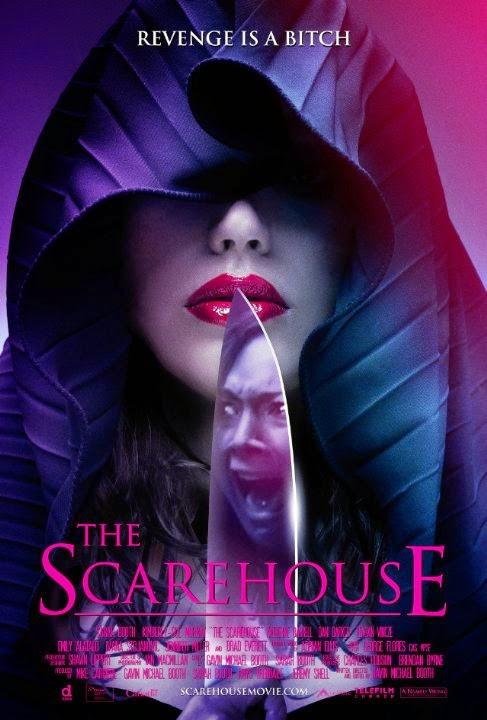 The Scarehouse Legendado