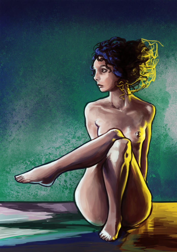 XaB au travail ! [nudity inside] - Page 5 Studies_2016-02-28_femme-couleurs