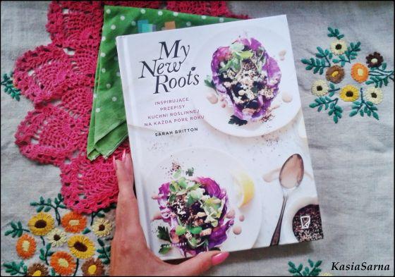 opis książki my new roots - okładka