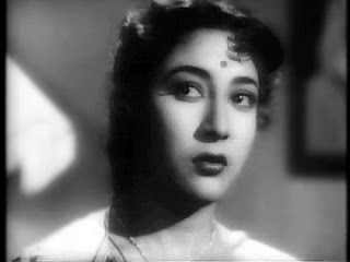 Mala Sinha in Pyaasa