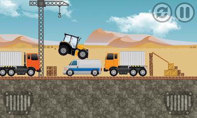 Tractor Farm Power Racing