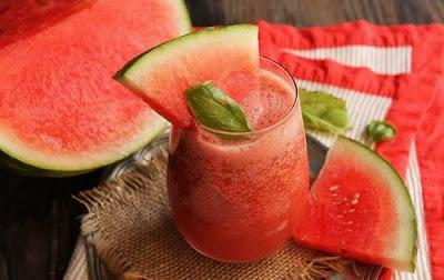 Manfaat jus buah semangka bagi kesuburan pria