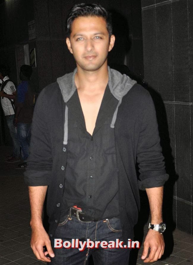 Vatsal Seth, Bollywood Celebs at Jai Ho Special Screening