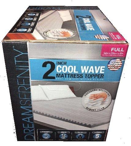 dream serenity mattress topper INTERESTING THINGS: Dream Serenity Cool Breeze Memory Mattress Topper dream serenity mattress topper