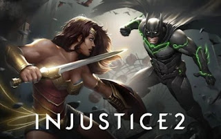 Injustice 2 MOD APK Obb Data File V2.1.0 Android