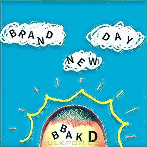 BBAK D – 3월분 급여입금: Brand New Day (feat. 윤실) – Single