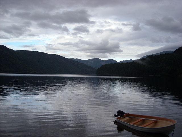 Seljord Lake - Norway
