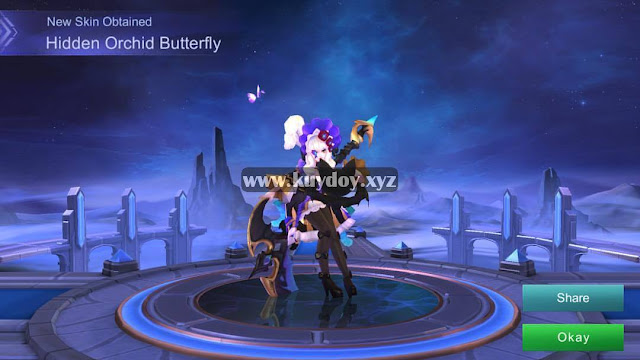 Script Skin Ruby Elite Full Efek Mobile Legends