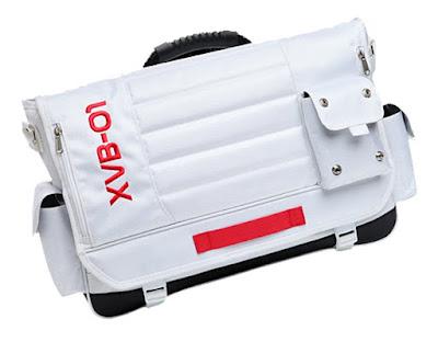 Space Messenger Bag