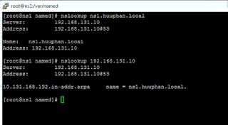 install BIND DNS Server