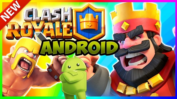 Download Clash Royale v.2 MOD APK Unlimited Gems Coins