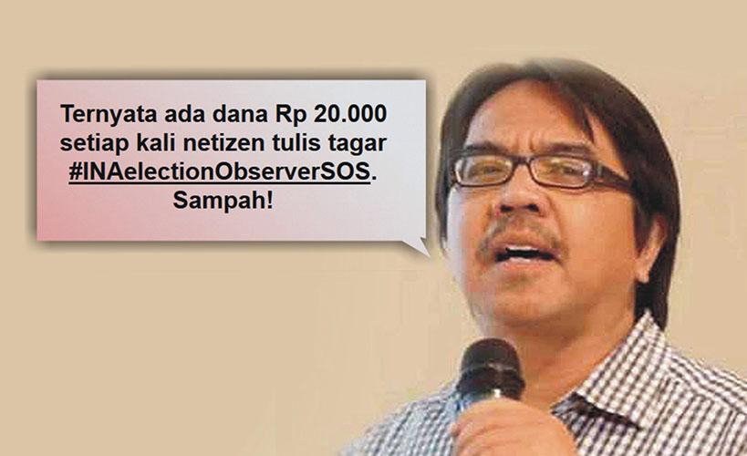 Ade Armando ada dana 2000
