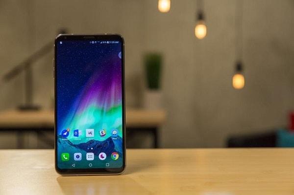 إل جي تطلق هاتف LG G7 ThinQ + Flagship للدول الخليجية