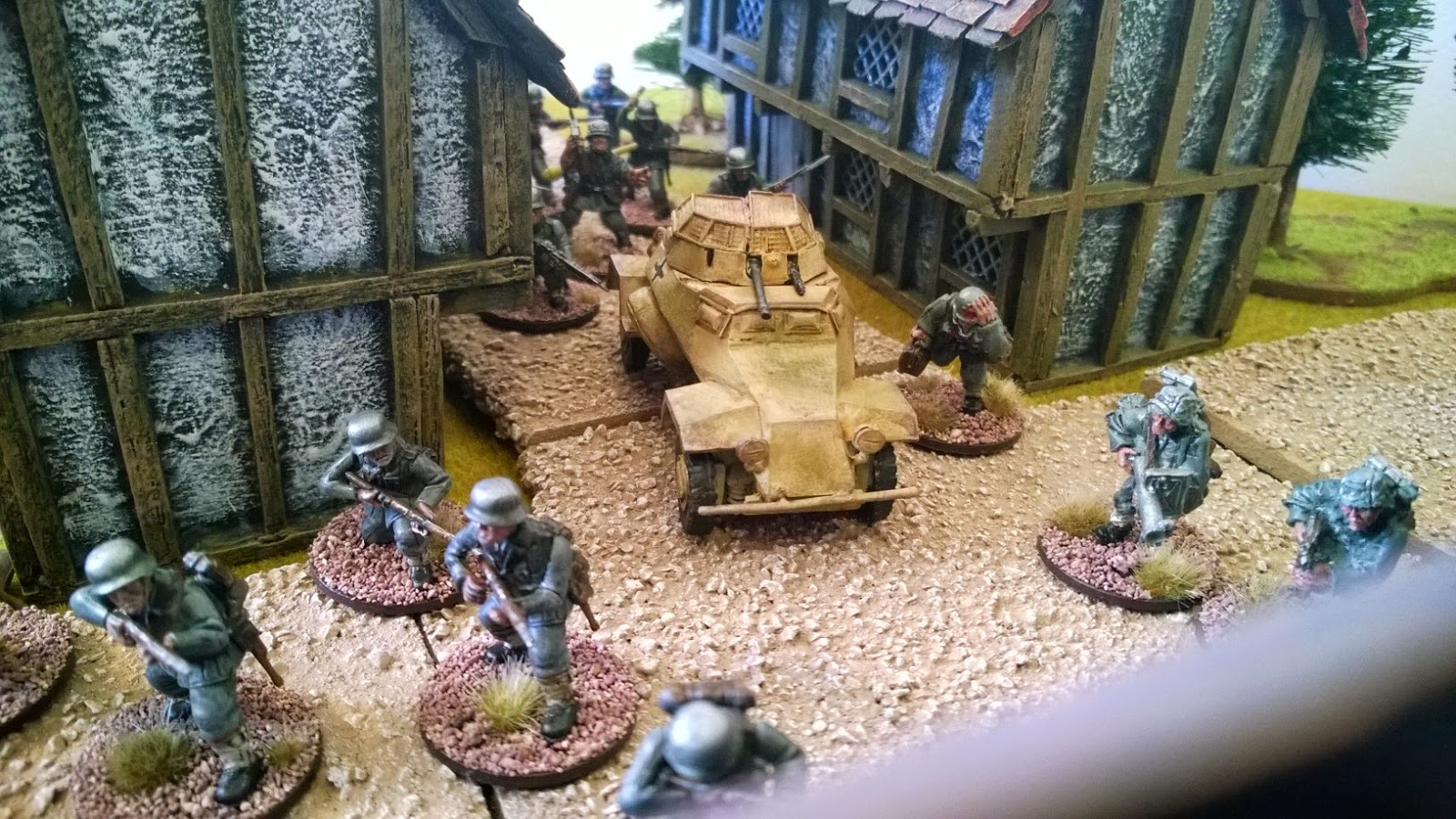 ww2 germans chain of command
