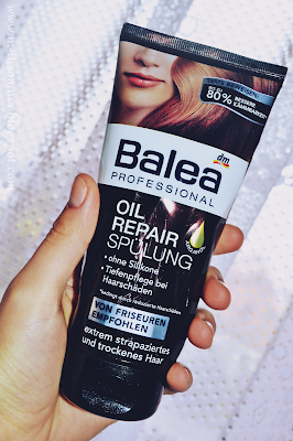 Balea Professional, Oil Repair Spülung