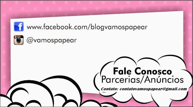 Cartão de Visita - blog Vamos Papear?