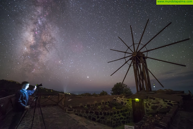 Campus Festivalito:Laboratorio del Cine hecho en La Palma