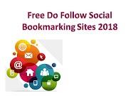 Top 100 Do Follow Free Social Bookmarking Sites List