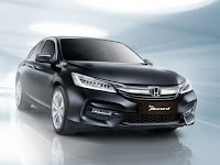 Honda Perkenalkan New Honda Accord, Sedan Visioner Dengan Desain Presisi Tinggi Yang Semakin Mengesankan