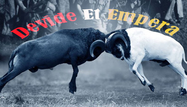 Siasat Adu Domba Islam Politik dan Islam Ibadah