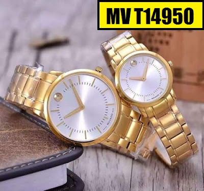 Đồng hồ cặp đôi Movado T14950