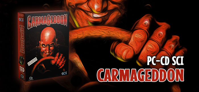 Carmageddon PC-CD SCi