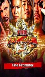Fire Pro Wrestling World Fire Promoter - Fire Pro Wrestling World Fire Promoter Update.v2.05.22-PLAZA