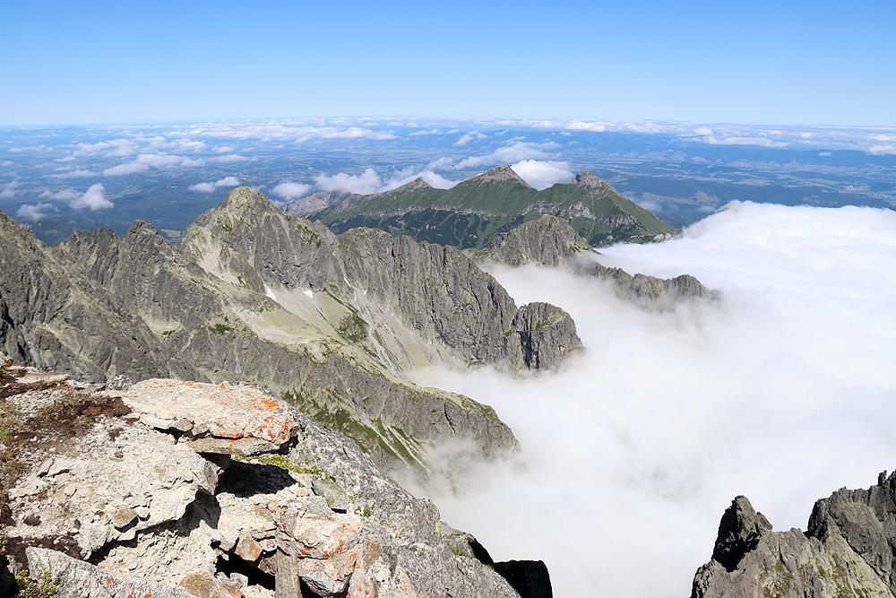 Lomnický štít 2634 m – Slovakia 31