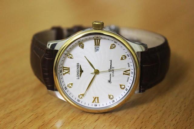 Đồng hồ nam dây da giá dưới 1 triệu L21