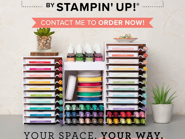 Storage for Stampin Up!