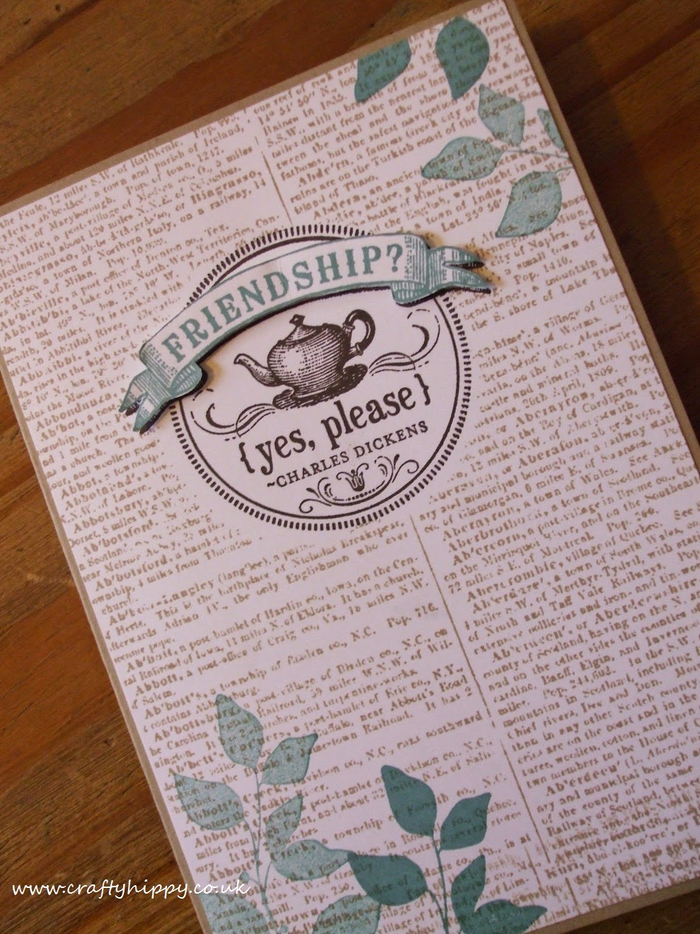 Stampin' Up! From My Heart, Dictionary, Summer Silhouettes