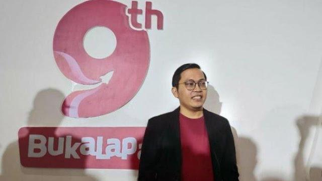 CEO Bukalapak Achmad Zaky Diprotes Netizen Lantaran Ucapannya Di Twitter, Ini Klarifikasinya!