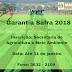 Inscrição para Garantia Safra vai até 31 de janeiro; Confira data de atendimento em sua comunidade