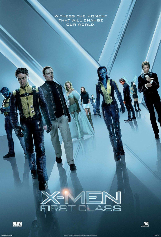 Nonton Film X: First Class (2011)