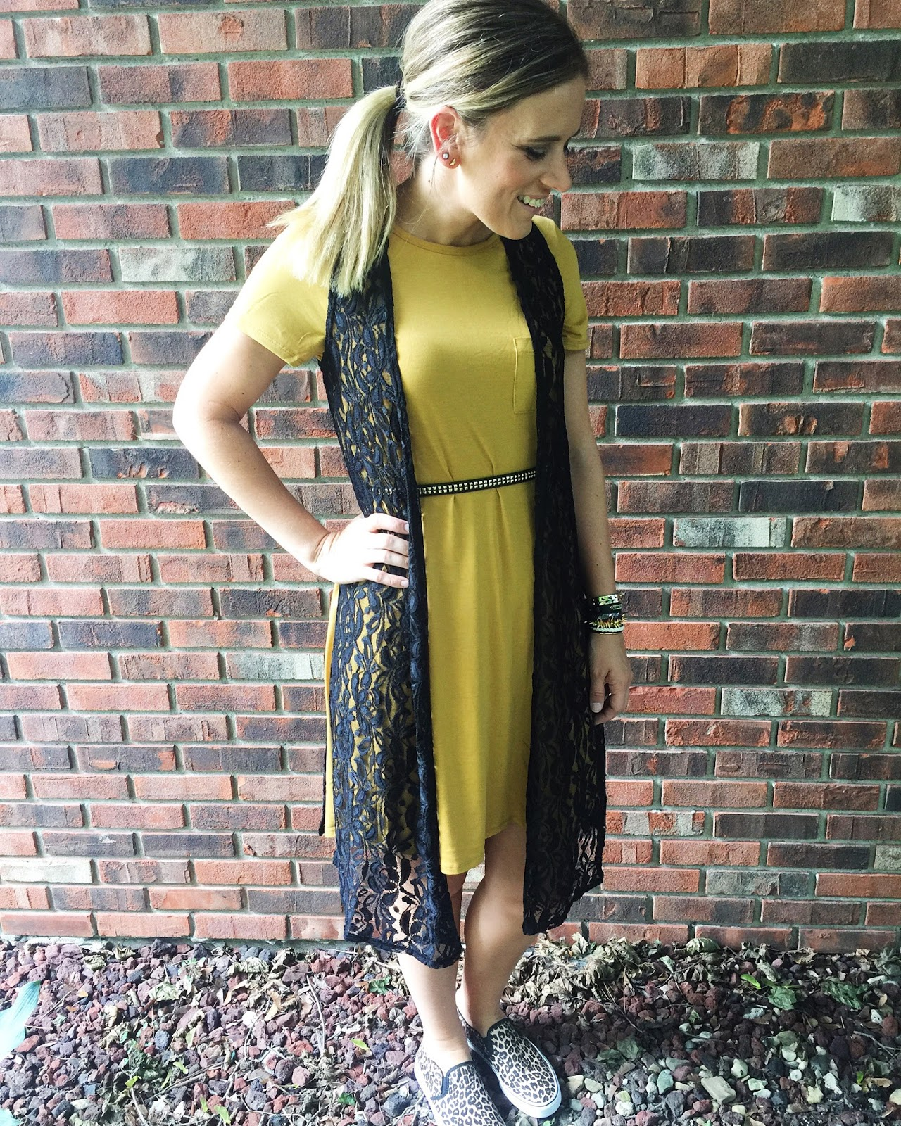 Long dress lularoe carly size