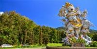 Kebun Raya Bedugul - Bedugul Tour