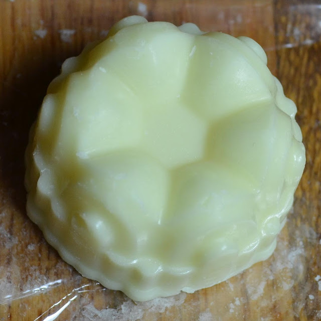 Lemon Coconut Cream Cannoli wax melt