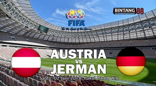Prediksi Austria vs Jerman 2 Juni 2018