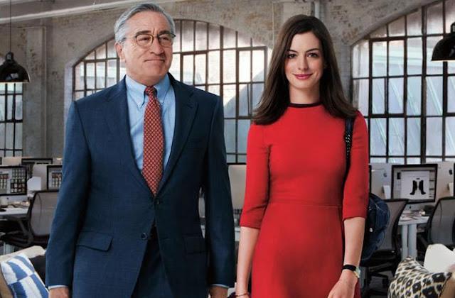 Robert de Niro et Anne Hathaway... Ce soir sur TF1
