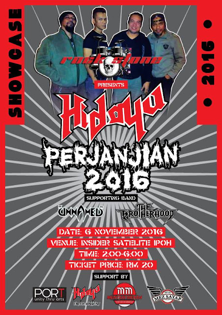 Event Hidayu Perjanjian | 6 November 2016