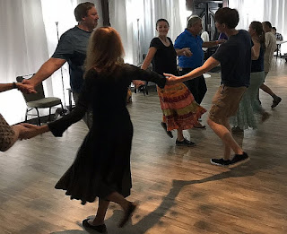 ContraCola Dance at Blue Moon Ballroom