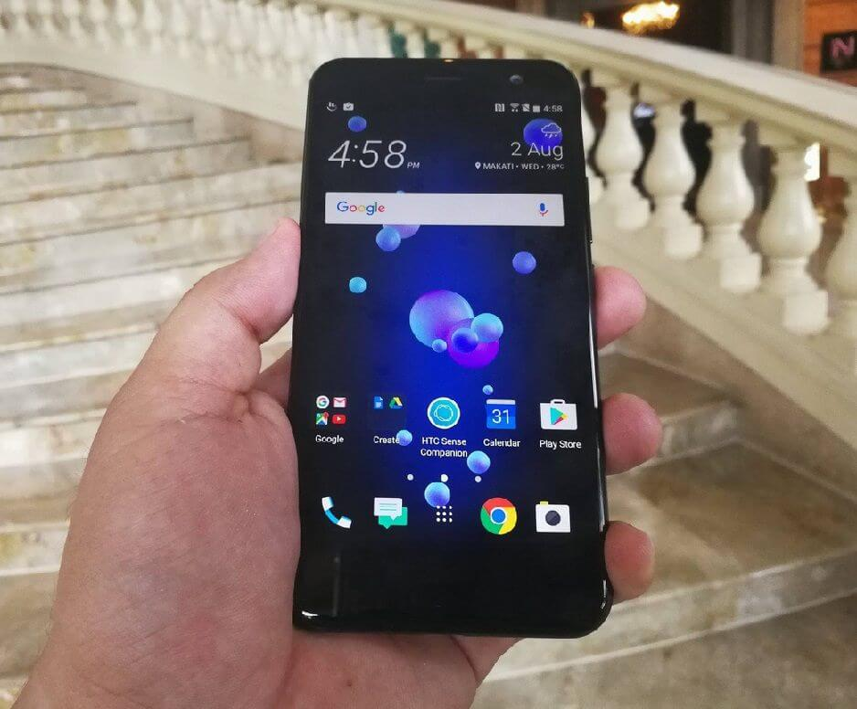 HTC U11 Launches in the Philippines for Php36,990