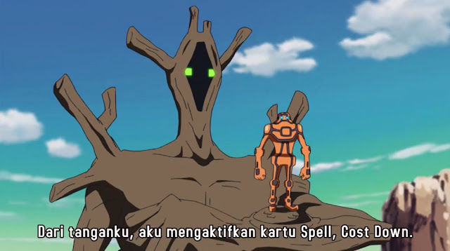 Yu-Gi-Oh! Vrains Episode 66 Subtitle Indonesia