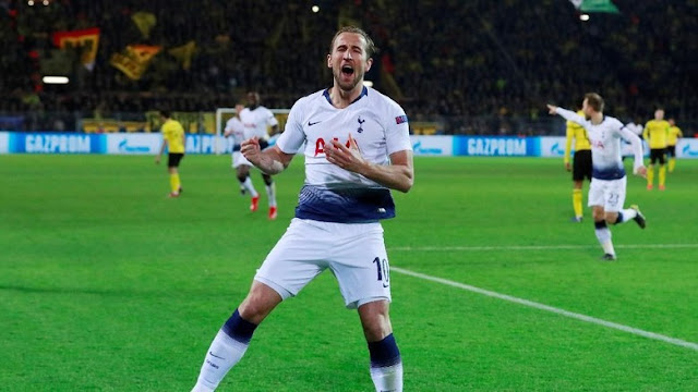 Hasil Liga Champions: Kalahkan Dortmund, Tottenham ke Perempatfinal